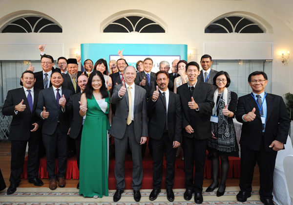 Asia Sustainability Reporting Awards 2015 Winners